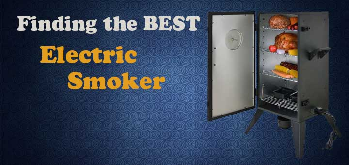 best electric smoker best electric smoker reviews of digital meat smokers for the  at aneh.co