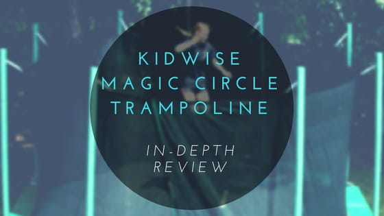 Kidwise Magic Circle Octogon Trampoline Review Hometechlab