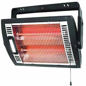 Best Infrared Heater Reviews Amp Systems For 2018