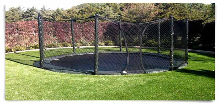 How To Install An In Ground Trampoline The Bottom Line Hometechlab